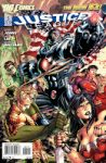Reseña de Justice League #5