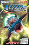 Reseña de Action Comics #5