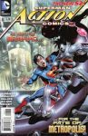Reseña de Action Comics #8