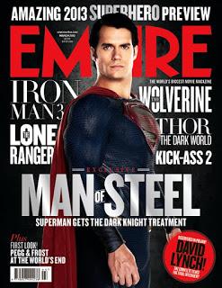 67779 1 - Superman, Zod y Jor-El en la revista Empire