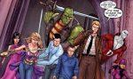 Guillermo del Toro ya está trabajando en el argumento de Justice League Dark y tiene a un guionista involucrado