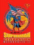 Revelado el logo de la Celebración de Superman 2013