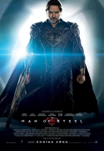 Mundo Superman Jor El 1 - ¡Nuevo póster oficial de Jor-El!