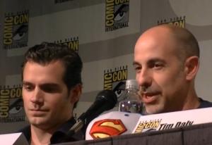 Mundo Superman David Goyer - David Goyer revela una escena de corte que podría haber explicado por qué Superman mató a Zod