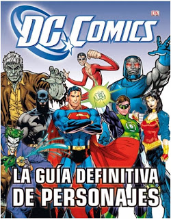 Mundo Superman guia dc1 - La guía definitiva de personajes de DC Comics
