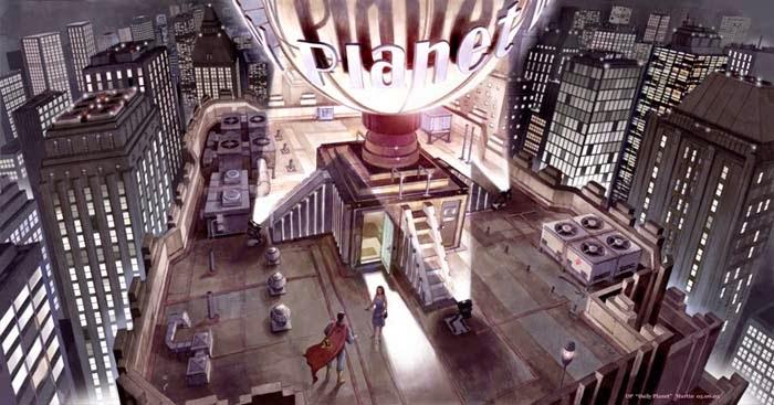 concepto supermab flyby 5 - Brendan Fraser hizo una audición para Superman en 'Superman Flyby'