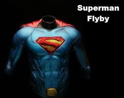 Superman Flyby - Nuevas imágenes de 'Superman Flyby'