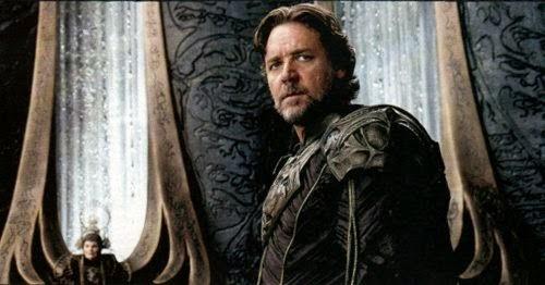 Jor El Russel Crowe - Russell Crowe no regresará como Jor-El para la secuela de 'El Hombre de Acero'