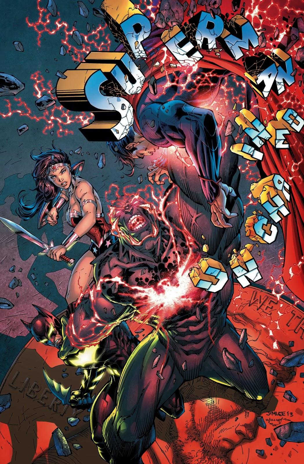 """Superman Unchained 7 - Superman Unchained es """"Ultimate Superman"""" - es hora de que Lois Lane brille"""