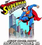 Desvelado el logo de la Celebración Anual de Superman