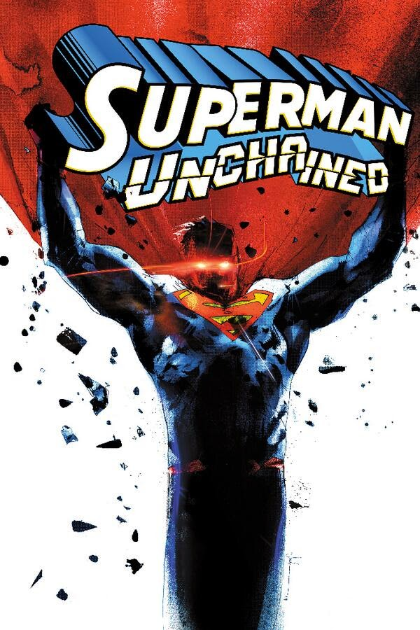 Superman Unchained 7 - Portadas alternativas de Superman Unchained #7