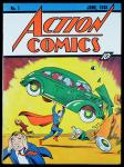 Action Comics #1 se vende por una cifra de récord ¡¡3.2 millones de dólares!!