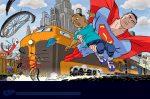 Portadas alternativas de Darwyn Cooke para los cómics de diciembre