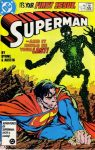 [Retro Reseñas] Superman Volumen 2 Ediciones Zinco número 6