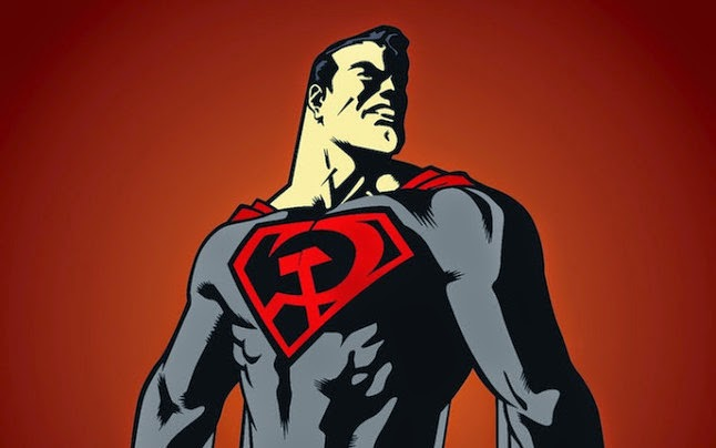 """SupermanHijoRojo - Primer vistazo a """"Superman: Red Son"""" y reparto de voz revelado"""