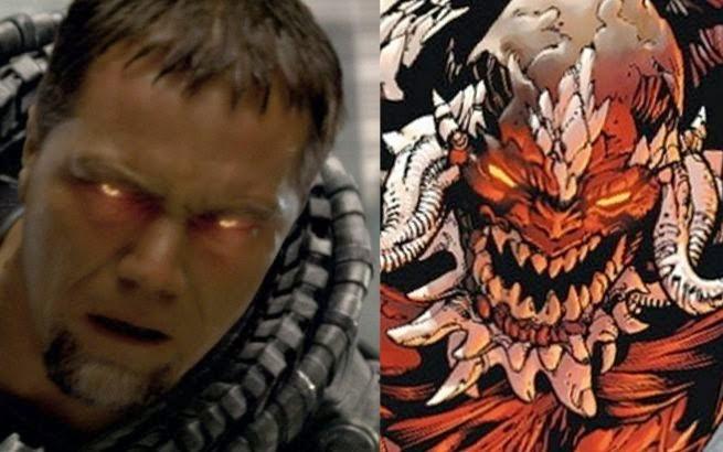 ZodyDoomsdayrelacionadosenBatmanVSuperman - [RUMOR] ¿Podría aparecer Doomsday en 'Batman V Superman'. Tyrese Gibson se deja querer para ser John Stewart