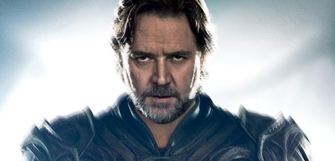 jorel 131894 1 - A Russell Crowe le gustaría ver cómo Jor-El y Zod se hicieron amigos