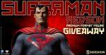Figura de Superman Red Son Premium Format de Sideshow Collectibles