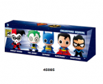 Collectibles de Superman, Batman, Joker, Harley Quinn y Nightwing para la #SDCC2015
