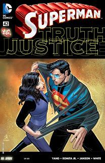 Reseña de Superman #42