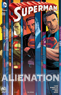 Reseña de Superman #43