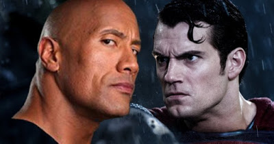 ¡Black Adam reta a Superman!