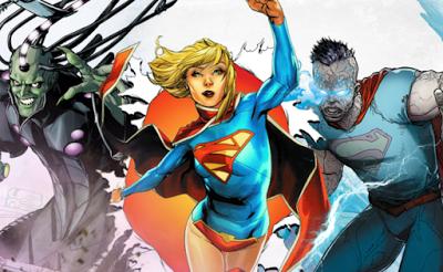 [Rumor] Supergirl y Bizarro también estarían en 'El Hombre de Acero 2'
