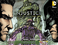 Reseña de Injustice: Gods Among Us #30 (Año 3)