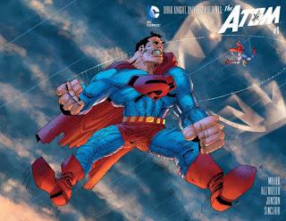 "Primera imagen del Superman de Frank Miller en ""The Dark Knight III: The Master Race"""
