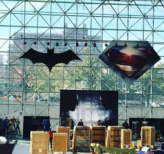 Todas las novedades de 'Batman V Superman' en la Comic Con de Nueva York