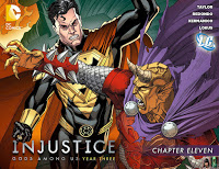 Reseña de Injustice: Gods Among Us #31 (Año 3)