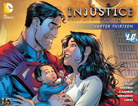 Reseña de Injustice: Gods Among Us #32 (Año 3)