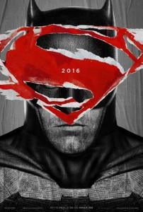 """poster batman v superman dawn of justice 2 202x300 - DC Comics anuncia para marzo portadas alternativas de """"Batman v Superman: El Amanecer de la Justicia"""""""