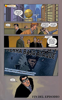 Birthright8 pC3A1gina23 - [RETRO RESEÑAS] RESEÑA DE SUPERMAN: LEGADO #8