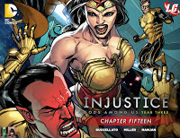 RESEÑA DE INJUSTICE: GODS AMONG US # 33 (AÑO 3)