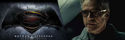 Jeremy Irons habla de Alfred Pennyworth en 'Batman V Superman'