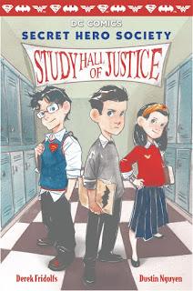 """ENTREVISTA AL AUTOR DE """"SECRET HERO SOCIETY: STUDY HALL OF JUSTICE"""""""