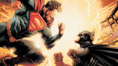 Todas las peleas entre Superman y Batman. 45 enfrentamientos, ¿cuál será el resultado?