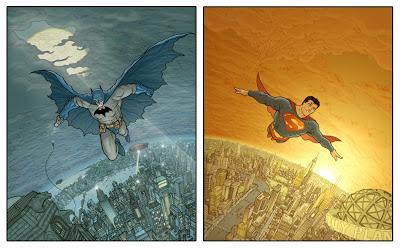 Vistazo a Metrópolis y Gotham a través de unas guías de viajes oficiales de 'Batman V Superman'