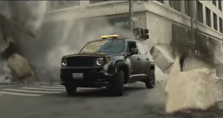 Nuevos anuncios de Jeep para 'Batman V Superman' muestran metraje de la destrucción de Metrópolis