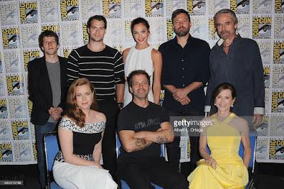 El elenco de 'Batman V Superman' aparecerá el día 31 de marzo en el programa de Conan O'Brien.