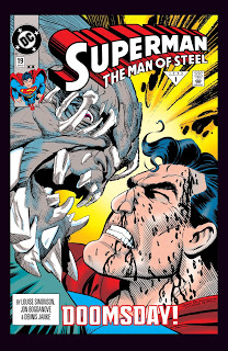 LAMUERTEDESUPERMAN CompyEdDigporSuperman24paraLCNG pC3A1gina126 - [RETRO RESEÑAS] LA MUERTE DE SUPERMAN #6