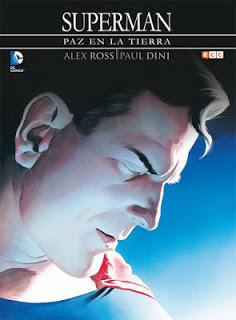 """Ganador del cómic """"Superman: Paz en la Tierra"""""""