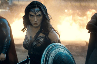 Nuevo featurette de Wonder Woman de 'Batman V Superman: El Amanecer de la Justicia'