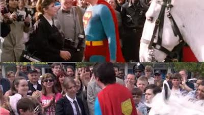 superman 4 2 1 - Un fan recrea escenas de 'Superman IV: En Busca de la Paz'