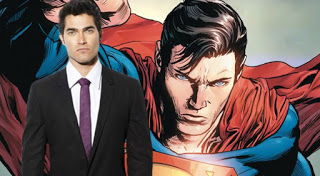 superman cast supergirl 186225 - TYLER HOECHLIN VUELVE A HABLAR ACERCA DE LO QUE SUPONE PARA ÉL INTERPRETAR A SUPERMAN Y EXPLICA LA FORMA EN LA QUE CONSIGUIÓ EL PAPEL
