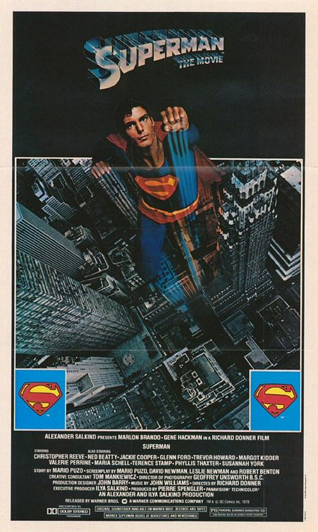 superman version2 1978 movie poster - Películas