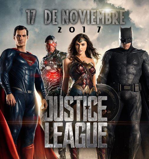 Próximamente en el DCUE Liga de la Justicia