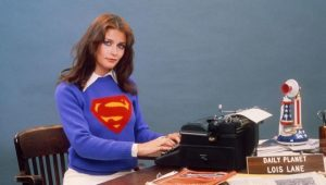 Lois Lane Margot Kidder