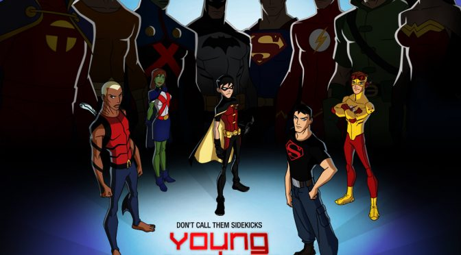 """Nuevo clip 'Young Justice: Outsiders' – """"Bedlam"""""""
